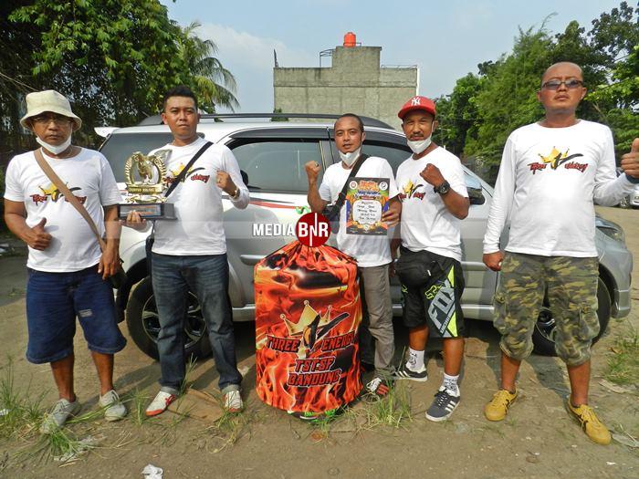 Sempat Jadi Tontonan, MB Keparat Akhirnya Pulang Bawa Tropi Murai Batu Champion Nanjung 105 Jakarta