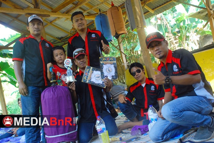 CUAN SF Surabaya berhasil bawa tropi kejuaraan