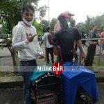 Diguyur Hujan, Peserta Tetap Semangat, CH D'junior Naik Podium