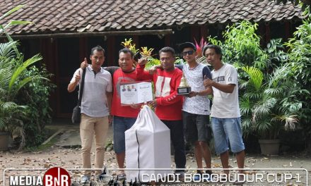 Cabe Rawit Usung Dt. Kudus Kulon Cup 1 – Arya, Sadewo & Brotherhood Naik Tahta Borobudur