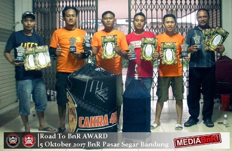 Cakra 461 Team Bersinar Lewar Angel & Balak Sakti