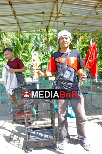 'Cantona' amunisi Anugrah manuk rebut juara pertama