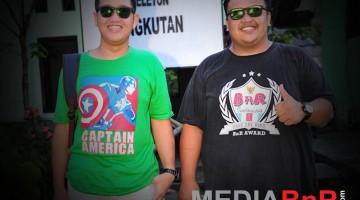 Capt Ariga bersama Uzi Bombom mengawal Costa raih double winner di Bandung