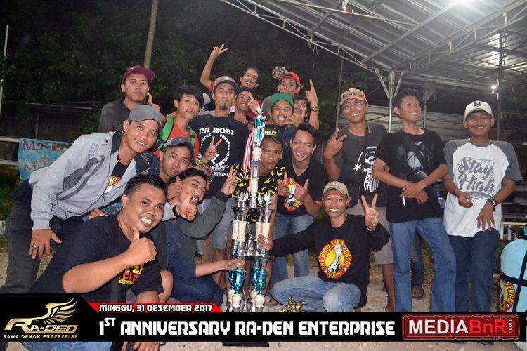 Luragung Kembali Tebar Ancaman – KMS Team sikat gelar Juara SF