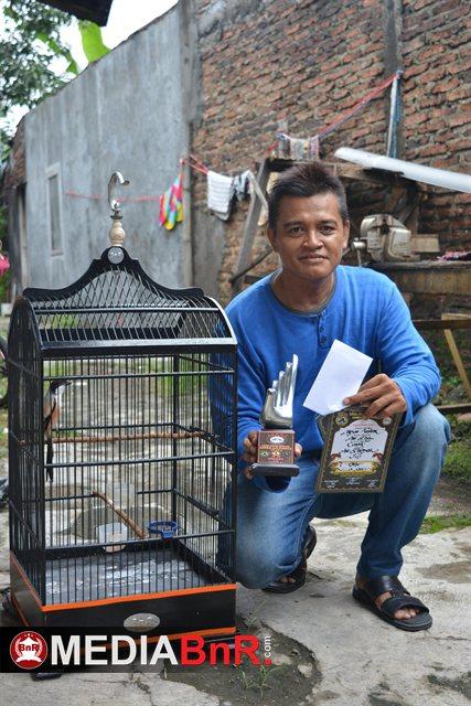 Cendet Hujan Tembak milik Bagong MC kondang Jateng koncer A mutlak