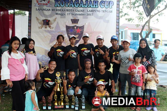 Ciblek Mania Lampung selalu berpartisipasi memeriahkan event kicau mania