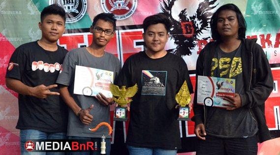 Cibuntu BC dan Gurubug Team Rayakan Kemenangan