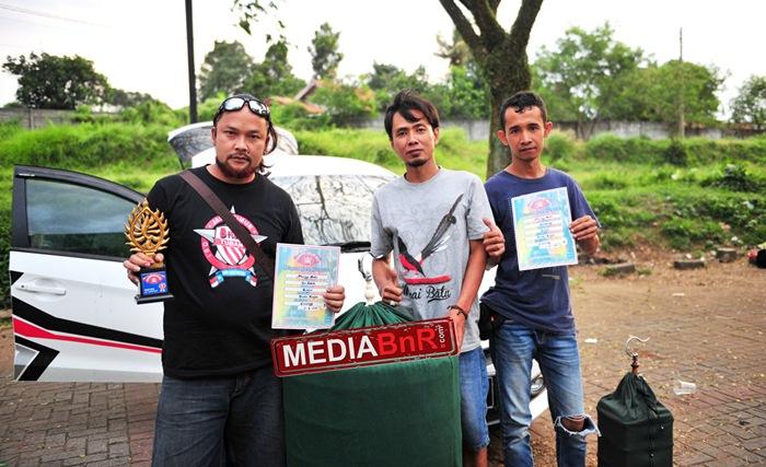 Orbitkan Murai Batu RJ, Donto Rajes Siapkan Amunisi di Road BnR Award Sentul