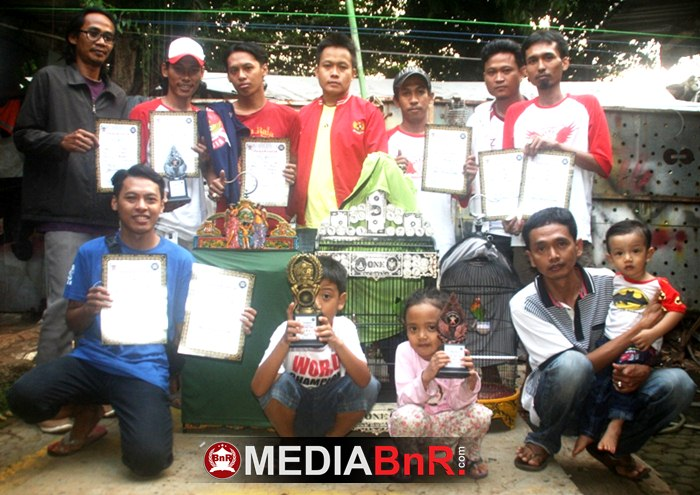 Arjuna Double Winner, Cyber Tampil Apik