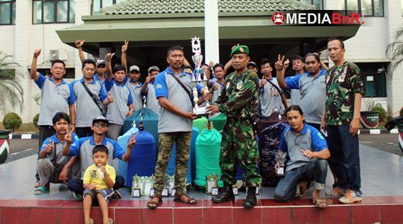 Cilincing KMC BC Borong Piala BC dan SF