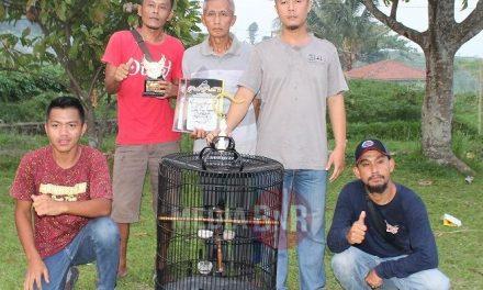 Raja Aceh Memukau,  Cetak Nyeri di Piala Prabu 19