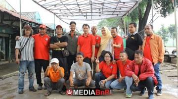 Crew Cipinang Ceria Berpose bersama
