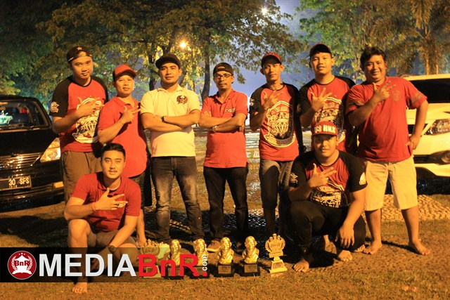 Lovebird Konslet Papan Atas Memanas, Birly Gonzo BC Merajai Tahta Juara Umum