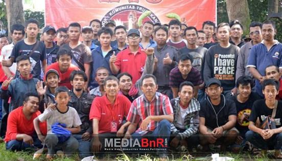 Kopdar ke-7 dan Anniversary 1st Komunitas Trucuk Semarang