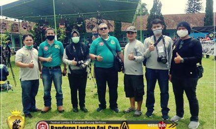 CROWNED EAGLE Hadir di Bandung Lautan Api Cup 4