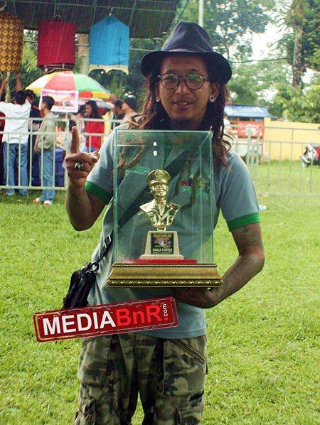 Cucak Jenggot Karin Jagoan Martin Raih Juara 1 dan bawa ROSA SF Raih Juara Umum