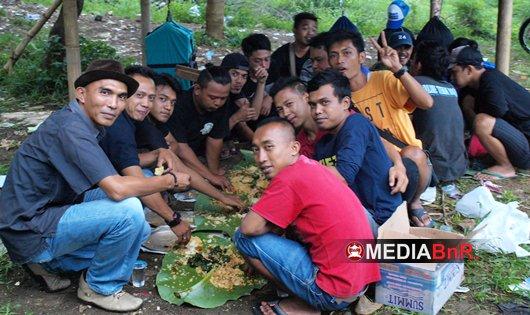 Blue Team Cucurakan  di Arena Bogor Entrrprise