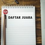 DAFTAR JUARA BNR – GALON ENTREPRISE (Minggu 19 September 2021)