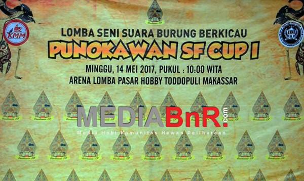 Daftar Juara Punokawan SF Cup – Makassar (14/5/2017)
