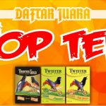 DAFTAR JUARA LATBER TOP TEN feat BnR (20/11/2019)