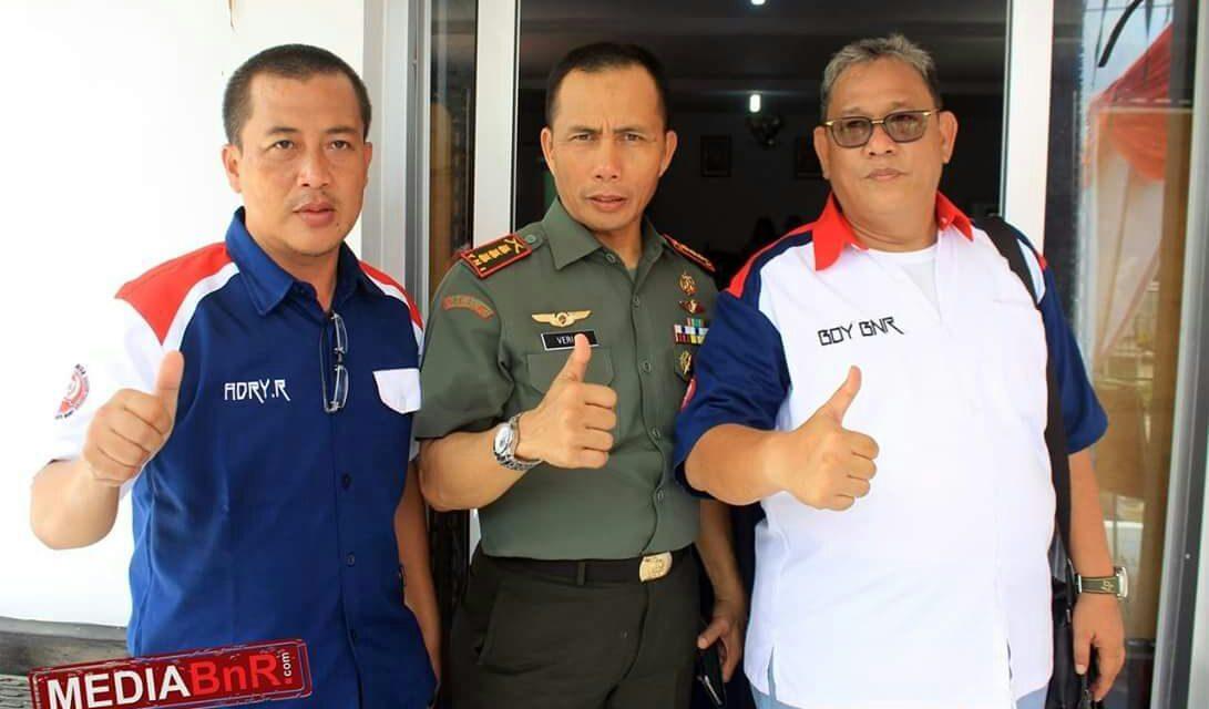 Danrem 063/SGJ Cirebon – Siap Gelar Lomba Burung Berkicau