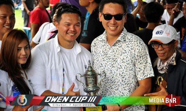 Nyaris Hatrick di Owen Cup III Jakarta, MB Mahadewa Akan All Out di Lomba Murai Batu Bird Champion