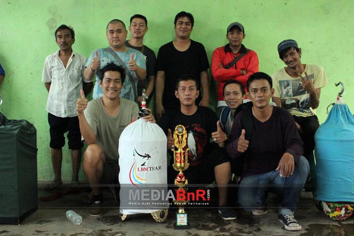 Daimond BC Raih Juara BC – Lontar SF Raih Juara SF