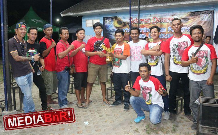 DJ SF Lombok Sukses Bawa Pulang Gelar Juara Umum Single Fighter