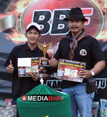 DJM SF Raih Runner Up Lewat Jarot