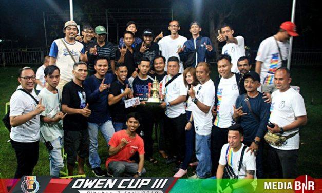 Mr. Joss Team Borong Juara Dikelas Murai Batu BOB, DM Tegal Pertahankan Gelar Juara Umum BC
