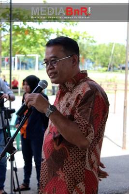 DR. Drs, Adrianus Asia Sidot, M.Si, Ketua Forum Pencinta & Pelestari Fauna