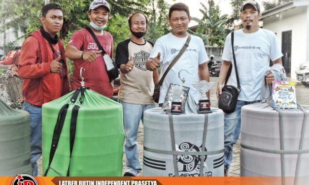 Senopati Raih Double Winner Sajian Berjalan Tertib dan Meriah