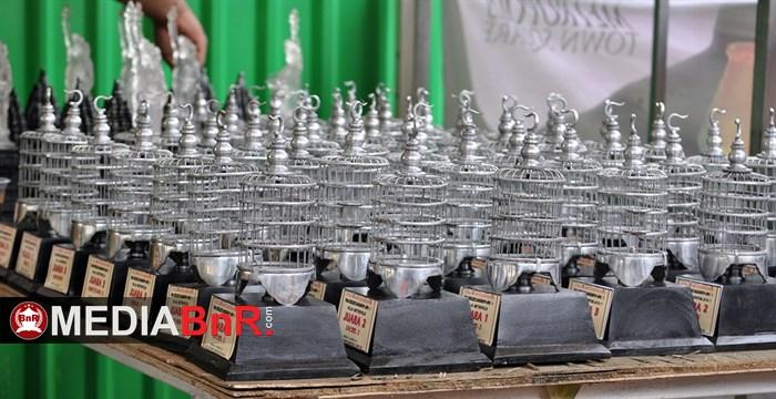 RG.BF dan POSH3 Juara Umum, Shogun Terbaik dihadapan 1255 Kontestan