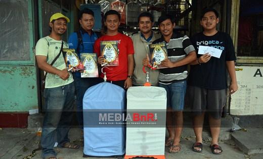 PPBS Dongkrak Pamor Kenari dan Anis Merah di Semarang