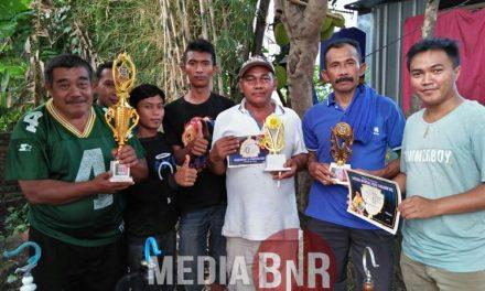 Kuman Dan Ajeng Nyeri, Duta Anniversary Trawas BC Moncer