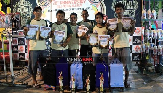 Ajang Bergengsi Para Jawara di Festival Jawara Kicau Klaten