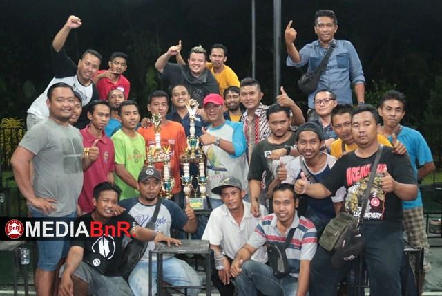 Batigol, Green Boy & Najun Tampil Oke, SR Surabaya & DT Pakualam Juara Umum