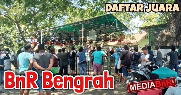 Daftar Juara BnR Bengrah (30/9/2017)