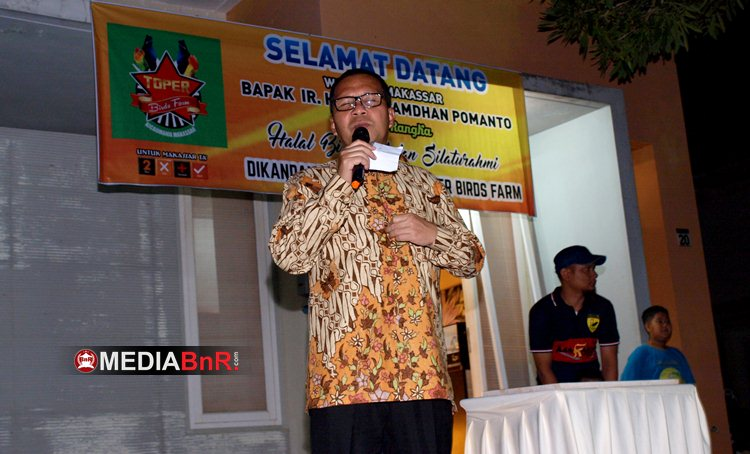 Danny Pomanto Mengapresiasi Tinggi Para Penangkar Burung Makassar