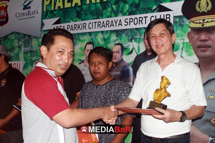 Nyeri di Kapolda Banten Cup III, Guntur Bisa Jadi Kuda Hitam di MB BnR Champion