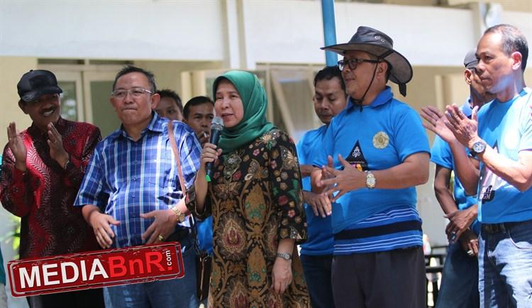 Dibuka Dekan FKH UGM, Fitri BKS Samaridan & Wirojoyo Team Rebut Juara Umum