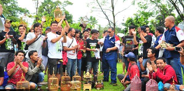 Deklarasi Auriventeria di Soeharto Cup