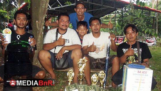 Hercules Makin Yahud, Delta Bird Garage SF Borong Juara