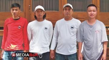 Denada, Achiles dan Melody Mantap di Empat Besar Liga Badut