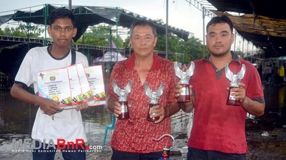 XXX AJT Solid Poles Jawara, Junior dan Honda Raih Double Winner