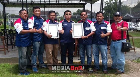 Pelantikan BnR Indonesia Gersik