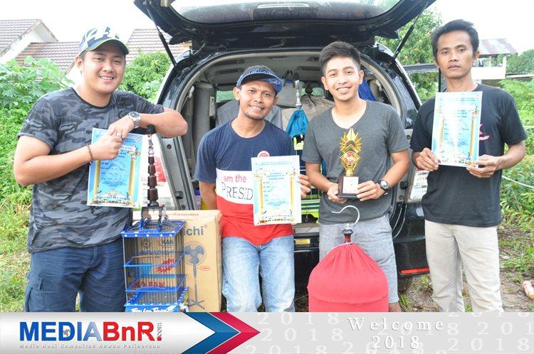 Dicky 22 Dan H. Rizal Cs Angkut  Gacoan Murai, Pleci, L. Bird Balibu Dan C. Hijau