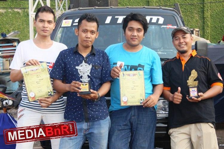 Diding S - Naga Bonar & Tukiyem Raih Runner Up, Tunas SF makin Bersinar