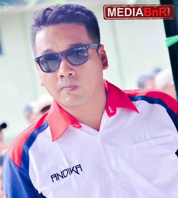 Dihadiri oleh Andika (Penasehat hukum BnR Indonesia)