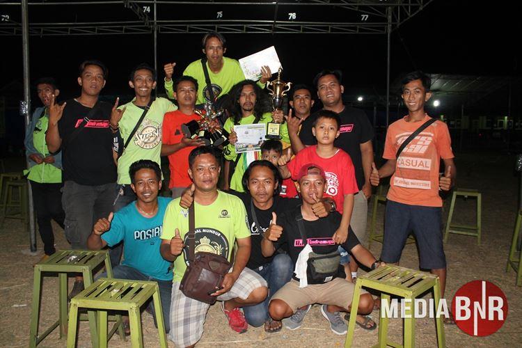 Bejo Cetak Nyeri, Konslet, Songosari  Gebrak Piala Kota Mangga Cup 2